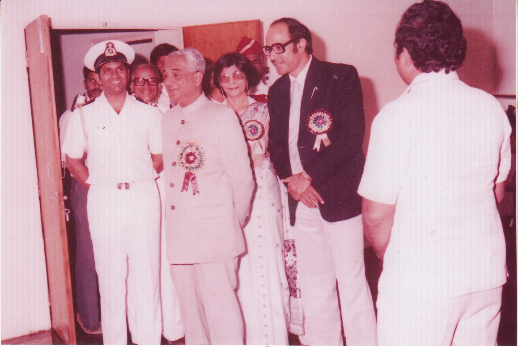 14 Nov 1983 Inauguration of Sanstha 10