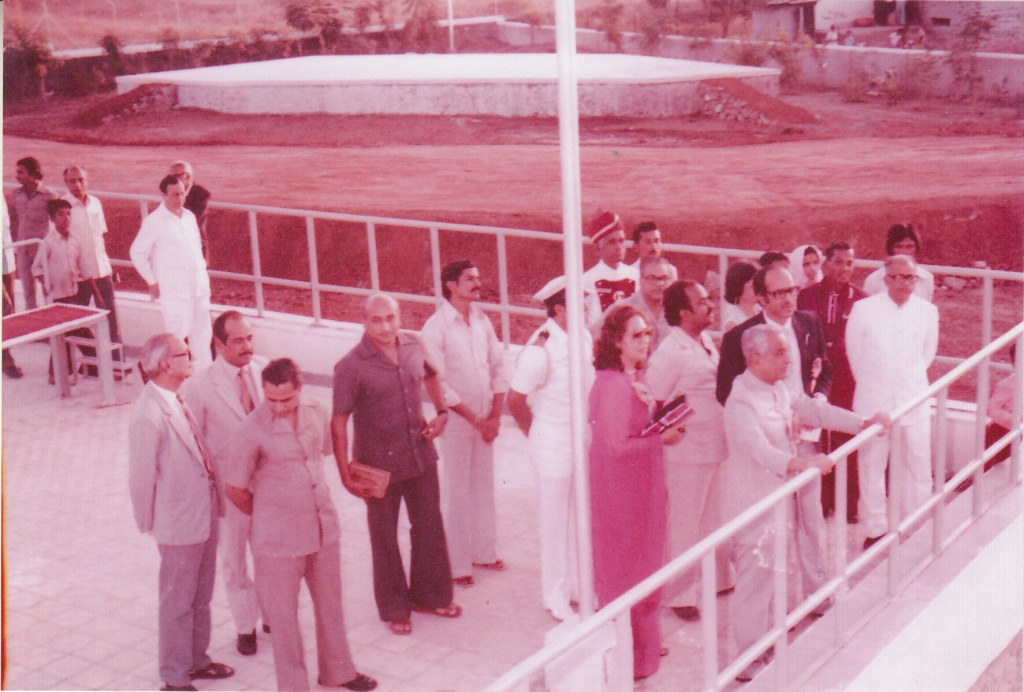 14 Nov 1983 Inauguration of Sanstha 11