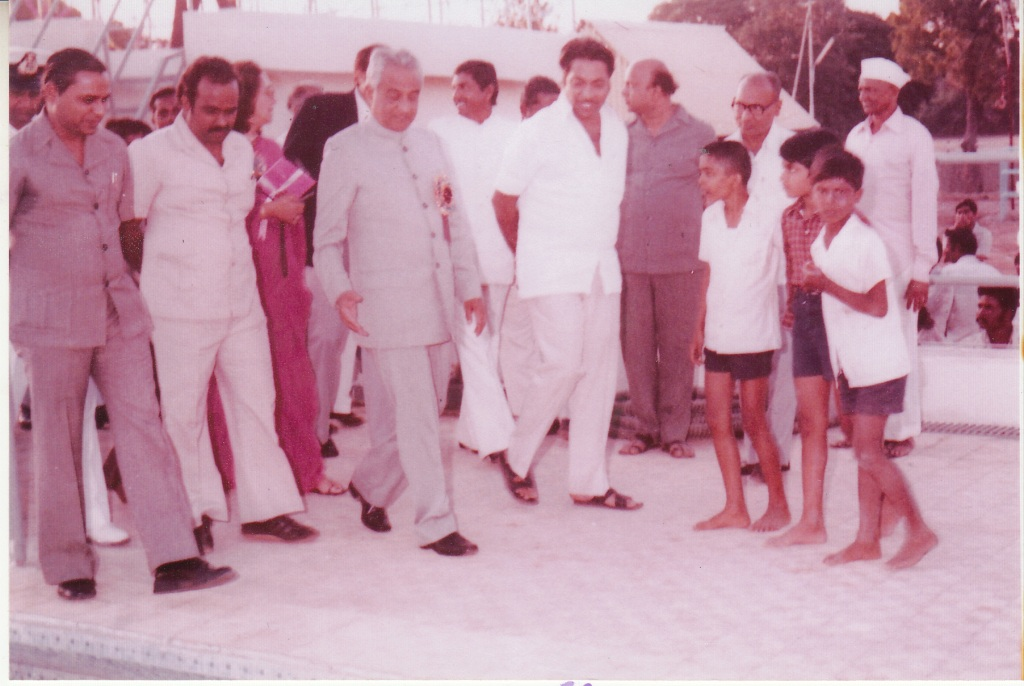 14 Nov 1983 Inauguration of Sanstha 12