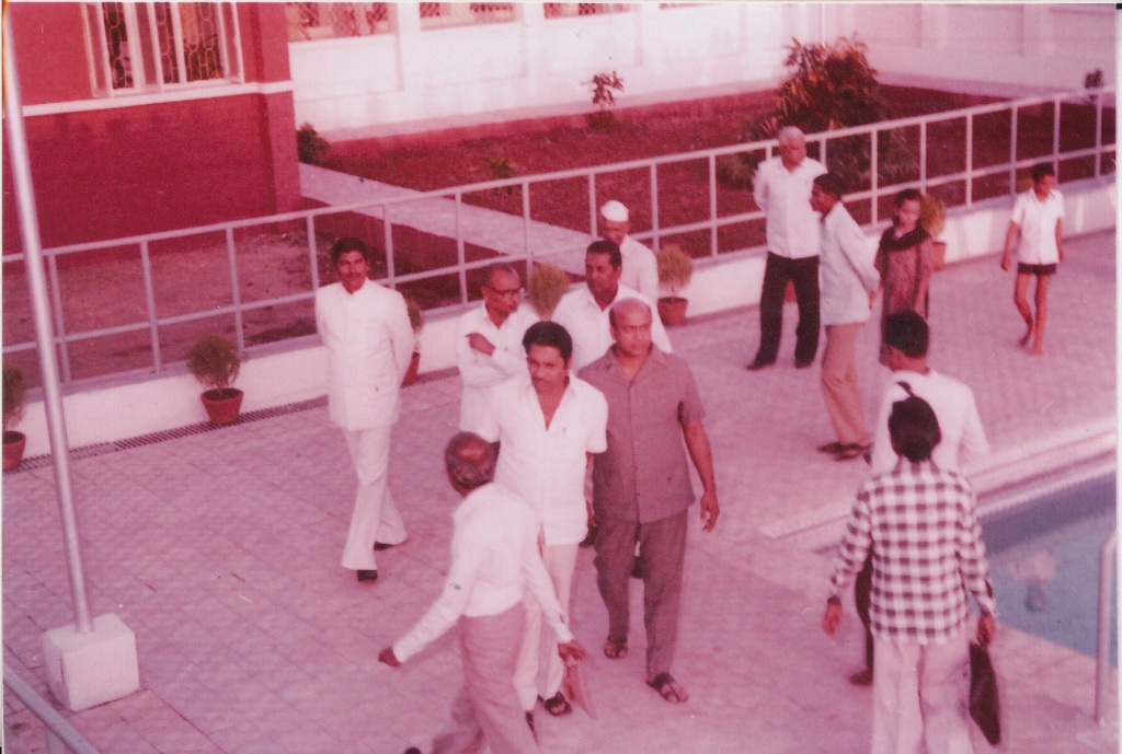 14 Nov 1983 Inauguration of Sanstha 13