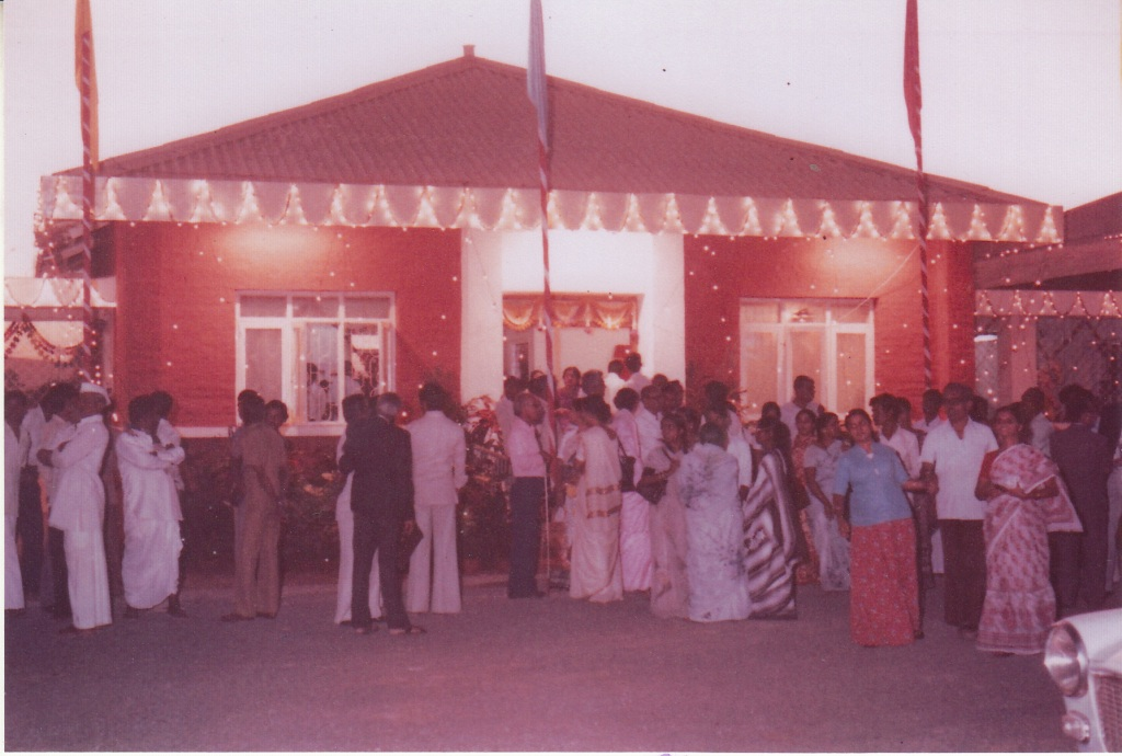 14 Nov 1983 Inauguration of Sanstha 14