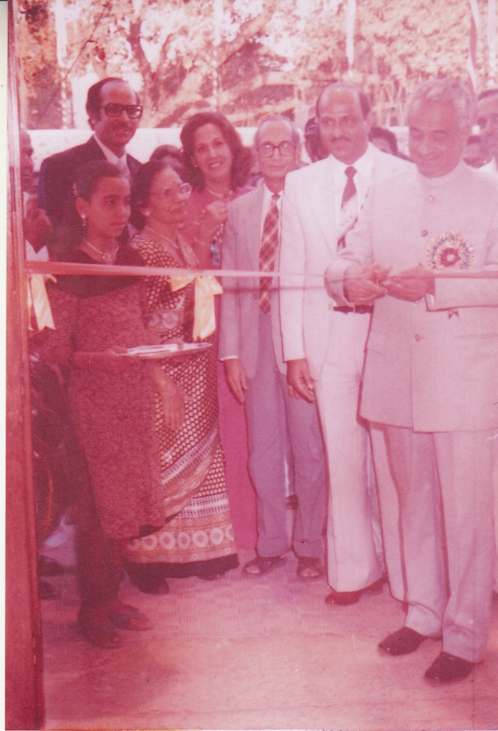 14 Nov 1983 Inauguration of Sanstha 8