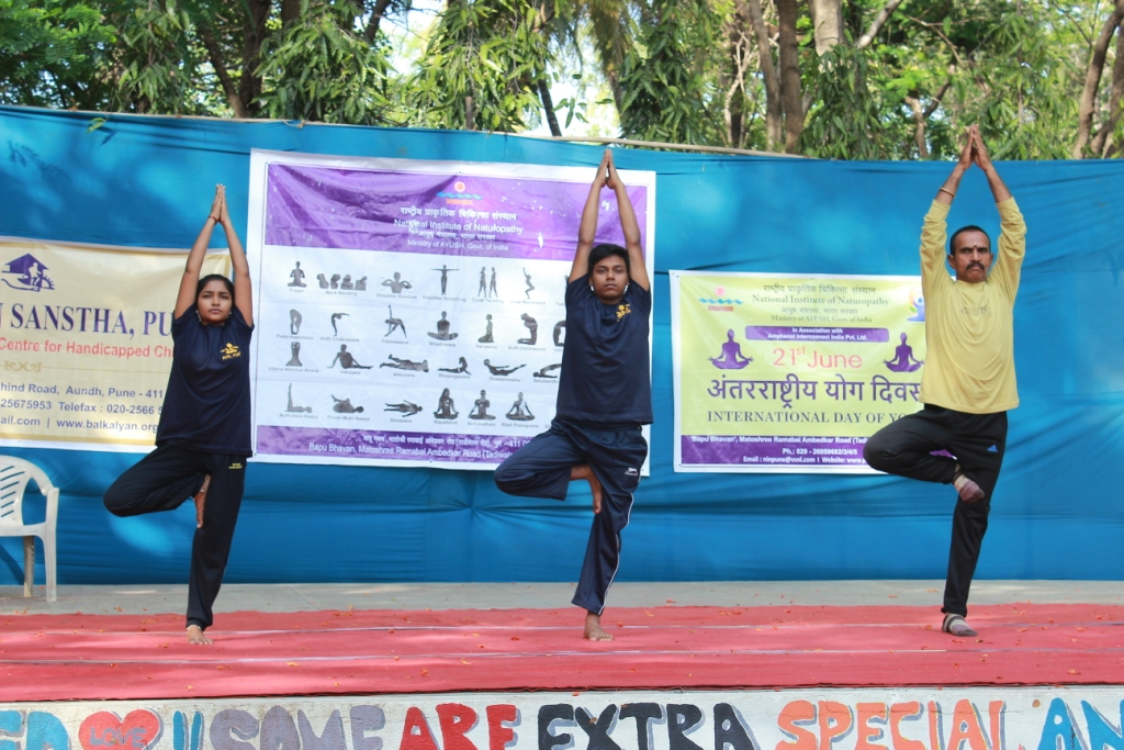 Yoga Day Of Balkalyan