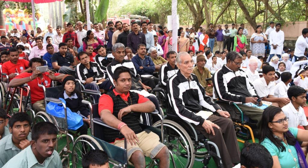 World Disable Day 3 Dec 2017 Of Balkalyan