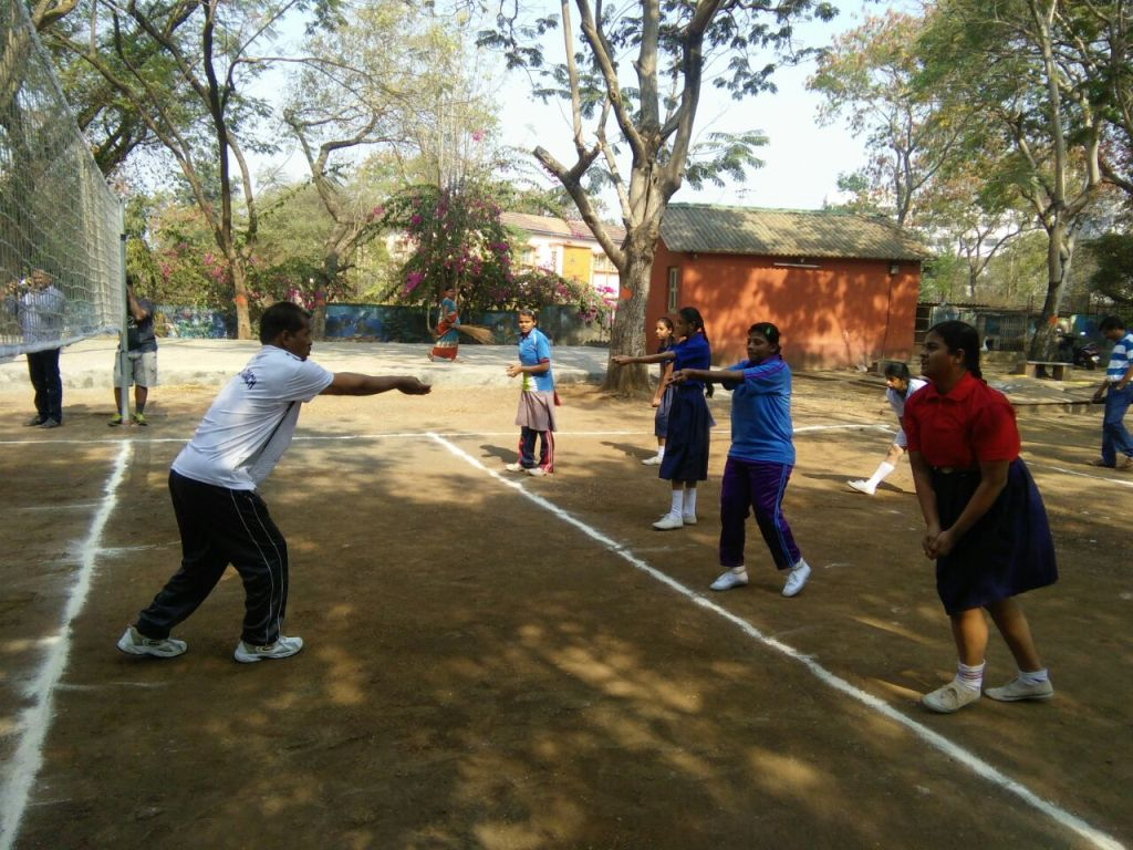vollyboll state camp of balkalyan pune