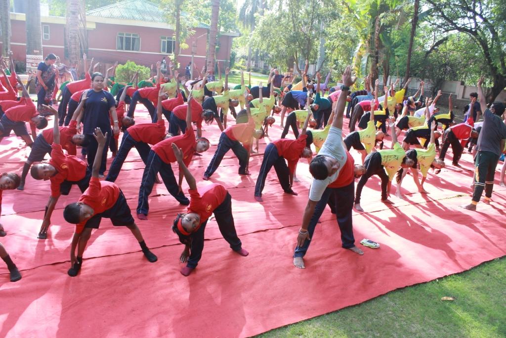 yoga day 2